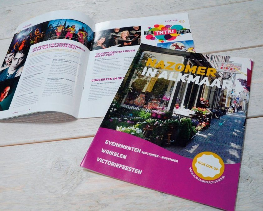 Alkmaar Marketing magazine