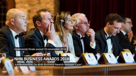 Juristen NHN Business Awards 2018